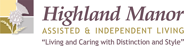 Highland Manor Fergus Logo